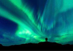 ¿Auroras boreales en España?