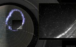 Auroras y relámpagos en Júpiter