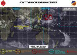 Bajas tropicales amenazan Japón hasta la fecha final de los JJOO