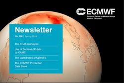 Boletín de Primavera 2019 del ECMWF