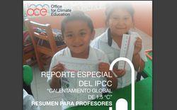 Calentamiento Global de 1.5°C: Resumen para profesores