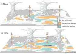 """El actual cambio climático podría provocar """"El Niño permanente"""""""