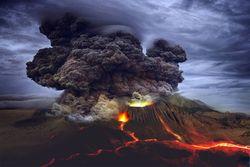 Cambios hidroclimáticos provocados y erupciones volcánicas tropicales
