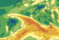 Canaries : les gaz du volcan Cumbre Vieja vont-ils gagner la France ?