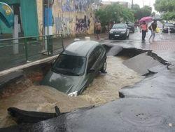 Chuvas geram prejuízos no último final de semana do verão
