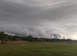 Chuvas se mantêm ativas no Nordeste do Brasil