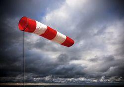 El ciclón extratropical enciende los alertas por lluvias y vientos