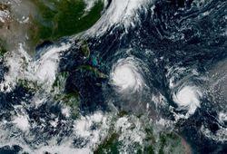 Ciclones Tropicais: registos extremos