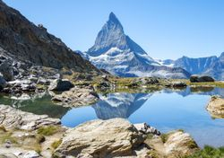 Climate change has created over 1,000 new lakes in Swiss Alps
