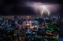 De onde vem a eletricidade das tempestades?