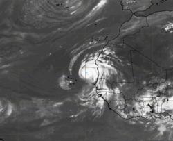 Consideraciones sobre el posible ciclón tropical al sur de Canarias