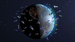 Constelación de satélites chinos para la observación terrestre