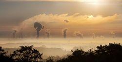 Contaminación del aire por partículas finas y mayor riesgo de demencia