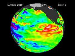 """Continúa presente """"El Niño"""""""