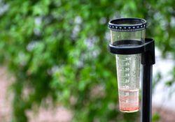 Cosa sono i millimetri di pioggia?