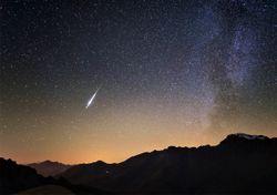 ¿Cuántas toneladas de meteoritos caen cada año en la Tierra?