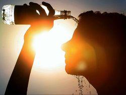 Cuidados a la salud ante el aumento de las olas de calor
