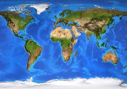 ¿De dónde vienen los nombres de los continentes?
