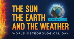 """El Día Meteorológico Mundial de 2019 está dedicado al """"El Sol, la Tierra y el tiempo"""""""