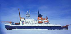 Diario de abordo del barco de investigación Polarstern