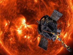 Does the sun's output affect climate change?