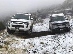 É comum nevar no Havaí?