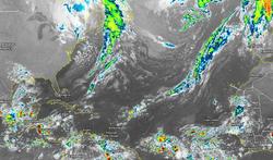 El Atlántico tropical sin tormentas tropicales