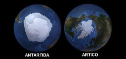 El aumento de nevadas compensará el aumento del mar antártico