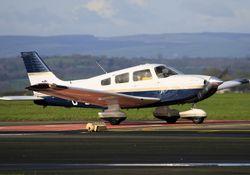 El avión desaparecido bajo meteorología adversa