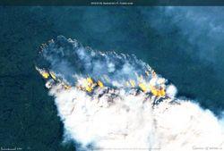 El Boletín de aerosoles de la OMM se centra en los incendios
