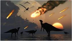 El cometa que mató a los dinosaurios y cambio la historia de la Tierra