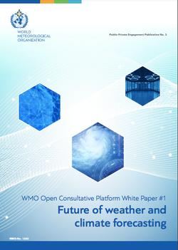 El futuro de los servicios meteorológicos y climáticos