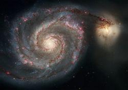Il telescopio Hubble cattura segnali radio emessi da galassie lontane