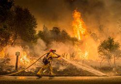 El incendio forestal más grande de la historia de California