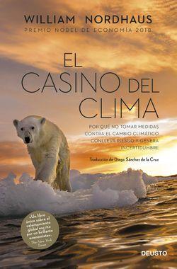 El libro: El casino del clima