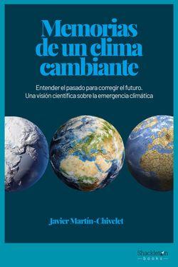 El libro: Memorias de un clima cambiante