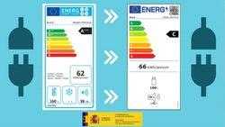 El nuevo etiquetado energético de electrodomésticos