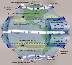 El polvo de las profundidades marinas y los futuros patrones de viento