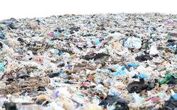 El problema de plástico está fuera de control