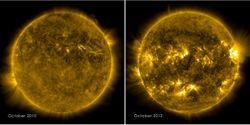 ¿El próximo mínimo solar podría enfriar la Tierra?
