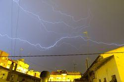 El tiempo esta semana: más tormentas con la Virgen de Agosto
