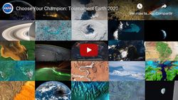 Elige tu campeón: Tournament Earth 2020