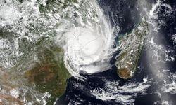 Eloise inundó Mozambique