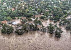 Enchentes históricas assolam o estado do Texas nos EUA