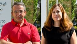 Entrevista del mes: Julio Díaz y Cristina Linares