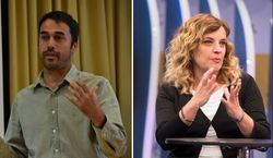 Entrevista: Enrique Sánchez Sánchez y Belén Rodríguez de Fonseca
