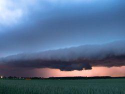 Esta semana traerá dos tandas de tormentas, y algunas serán intensas