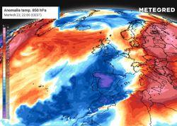 Europa spaccata in due: caldo in Italia, situazione opposta in Spagna