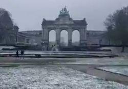 In ganz Europa ist der Winter wieder da: spannende Videos!