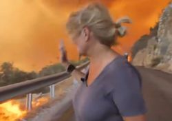 Extremhitze in Südeuropa verursacht immer mehr Waldbrände!